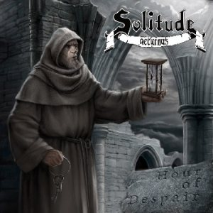 Solitude Aeturnus - Hour of Despair cover art