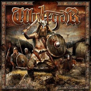 Wulfgar - Midgardian Metal cover art