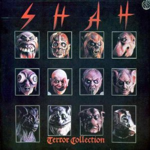Shah - Terror Collection cover art