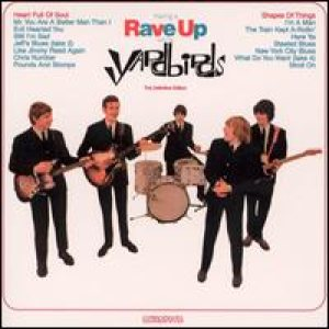 The Yardbirds - Having a Rave Up cover art