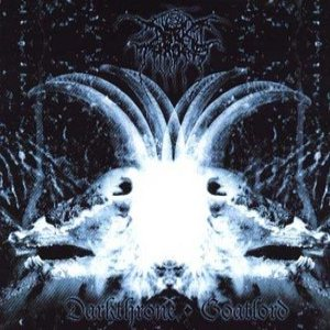 Darkthrone - Goatlord cover art