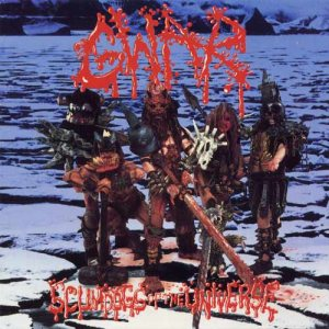 Gwar - Scumdogs of the Universe cover art