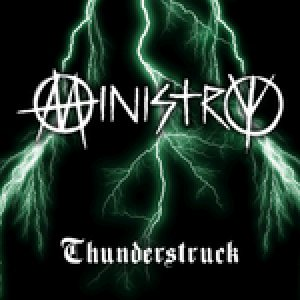 Ministry - Thunderstruck cover art