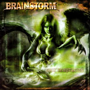 Brainstorm - Soul Temptation cover art