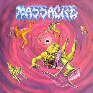 Massacre - From Beyond cover art