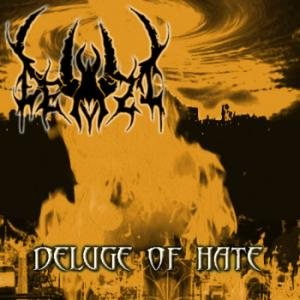 Devast - Deluge of Hate cover art