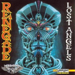 Renegade - Lost Angels cover art