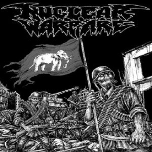 Nuclear Warfare - Hammers for Evil Blood cover art
