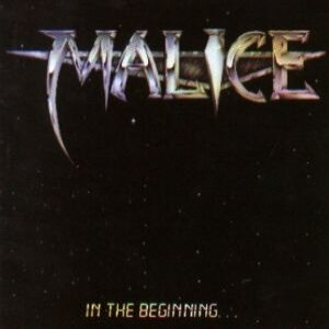 Malice - In the Beginning... cover art