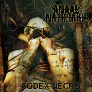 Anaal Nathrakh - The Codex Necro cover art