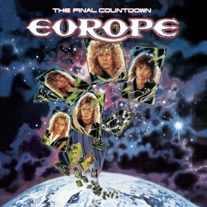 Europe - The Final Countdown cover art