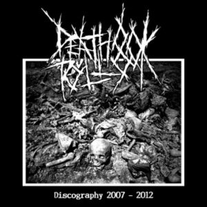 Death Toll 80k - Discography 2007-2012 cover art