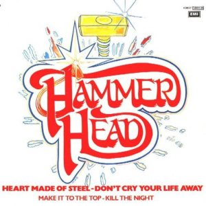 Hammerhead - Heart Made of Steel cover art