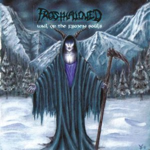 Frosthallowed - Wail of the Frozen Souls cover art