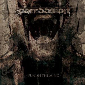 Corroosion - Punish the mind cover art