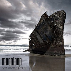 Moonloop - Deeply from the Earth cover art