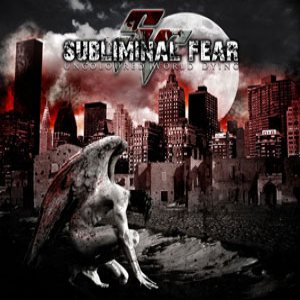 Subliminal Fear - Uncoloured World Dying cover art
