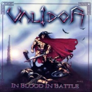 Validor - In Blood in Battle cover art