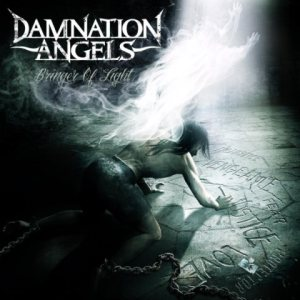 Damnation Angels - Bringer of Light cover art