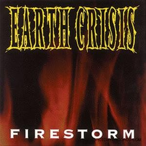 Earth Crisis - FIrestorm cover art