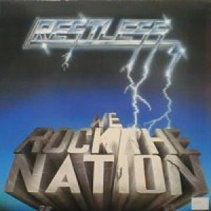 Restless - We Rock the Nation cover art