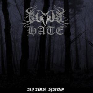 Black Hate - Black Hate cover art