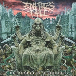 Empires Fall - The Tyrant's Genocide cover art