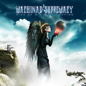 Machinae Supremacy - Rise of a Digital Nation cover art