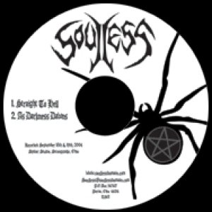 Soulless - 2004 Demo cover art