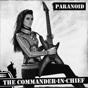 The Commander-In-Chief - Paranoid cover art