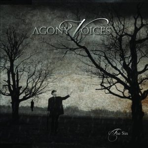 Agony Voices - The Sin cover art