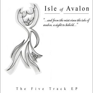 Isle of Avalon - The Flight of the Dragons cover art