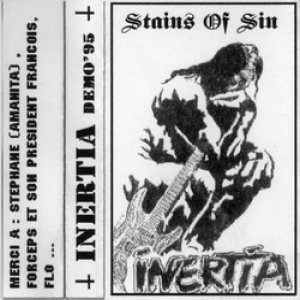 Inertia - Stains of Sin cover art