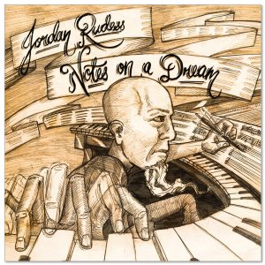Jordan Rudess - Notes on a Dream cover art