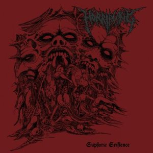Horrifying - Euphoric Existence cover art
