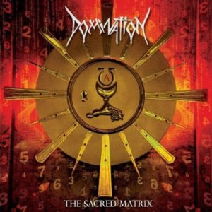 Domination - The Sacred Matrix cover art