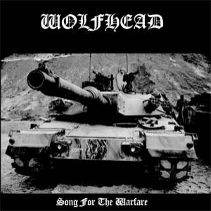 Wolfhead - Song for the Warfare cover art