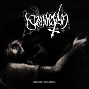 Klandestyn - Wounds Bleeding Black cover art