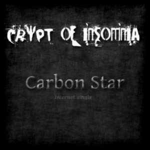 Crypt of Insomnia - Carbon Star cover art