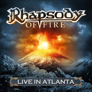Rhapsody of Fire - Live in Atlanta cover art