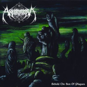 Akrotheism - Behold the Son of Plagues cover art