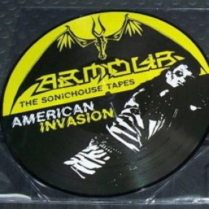 Armour - The Sonichouse Tapes (American Invasion) cover art