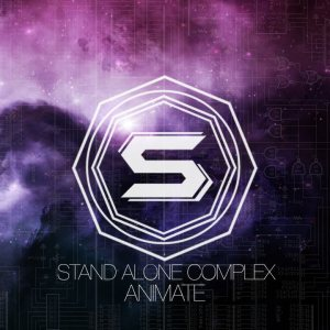 Stand Alone Complex - Animate cover art