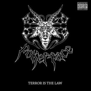 Pokerface - Terror Is the Law cover art