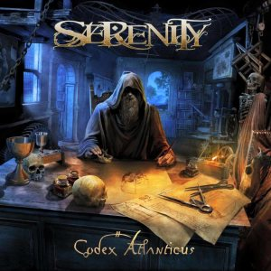 Serenity - Codex Atlanticus cover art
