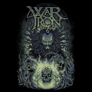 War Iron - Of Prophecy and Alchemy cover art