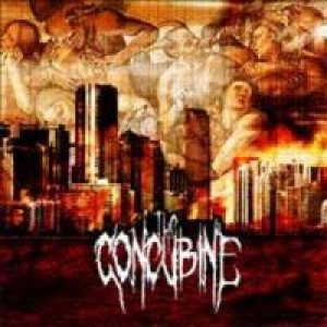 The Concubine - Abaddon cover art