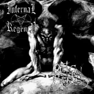 Reign in Blood / Infernal Regency - An Unholy Alliance cover art