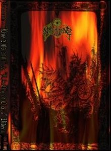 "Nokturne - ""Live 2003-2004"" & ""L.A. City of Chaos"" Videos cover art"