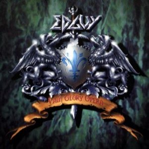 Edguy - Vain Glory Opera cover art